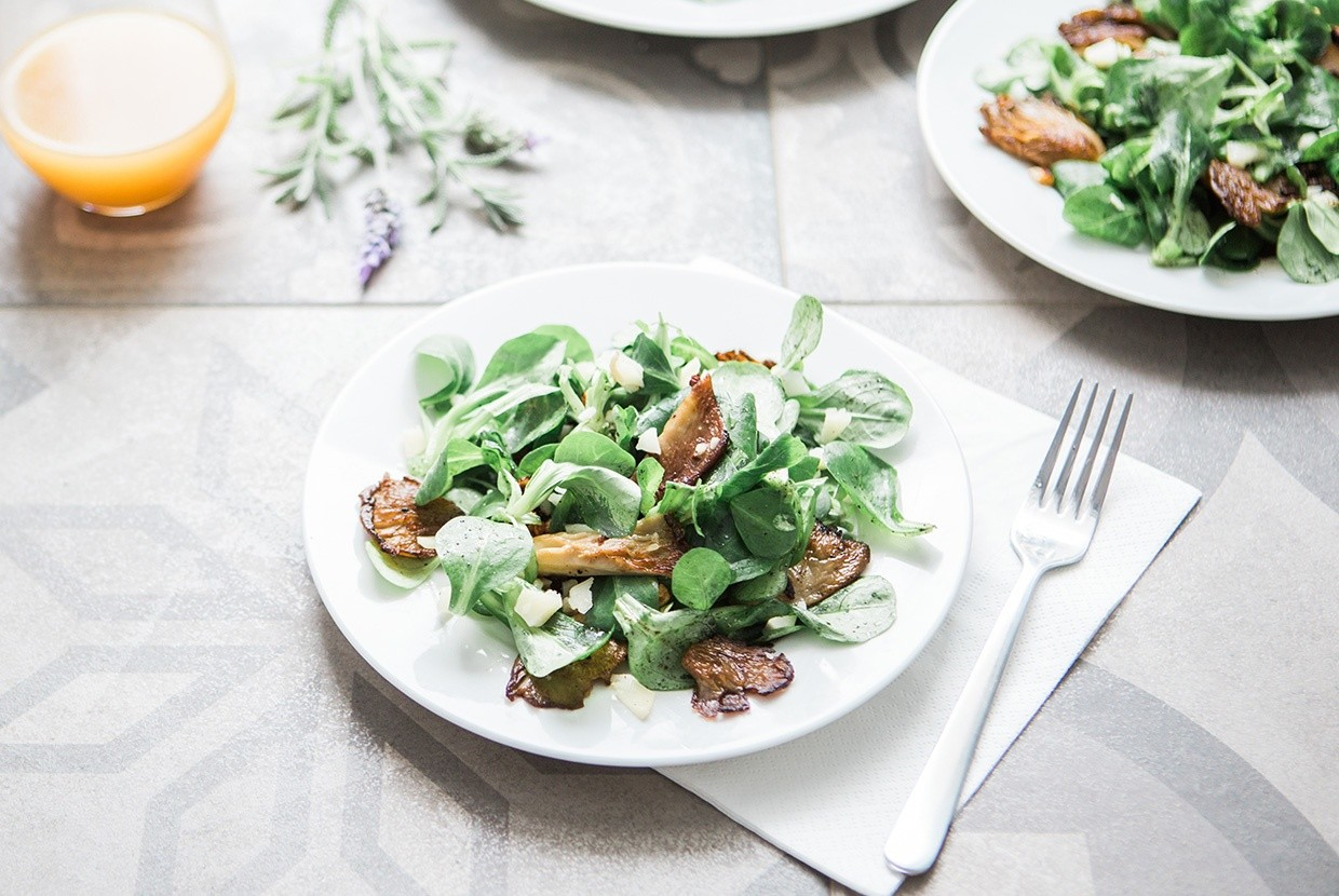 Salads 1 - The Basil Recipes That Define Summer